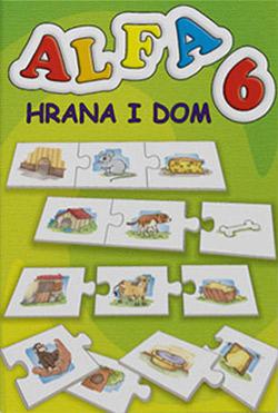 ALFA 6 - HRANA I DOM
