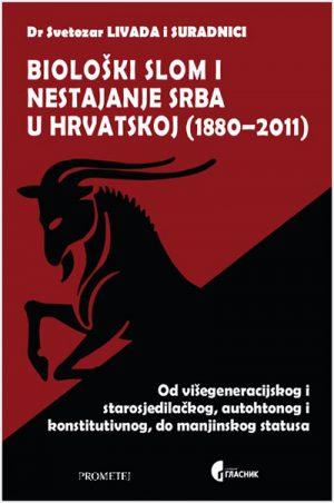 BIOLOŠKI SLOM I NESTAJANjE SRBA U HRVATSKOJ (1880-2011)