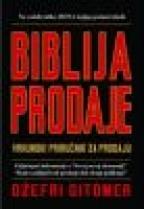 BIBLIJA PRODAJE
