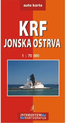 KRF - Auto karta