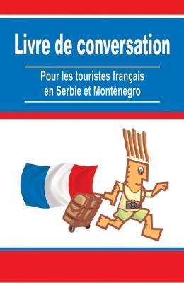 LIVRE DE CONVERSATION - priručnik za francuske turiste