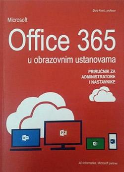 OFFICE 365 U OBRAZOVNIM USTANOVAMA