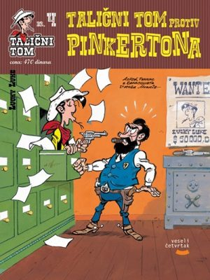 TALIČNI TOM 4: Talični Tom protiv Pinkertona