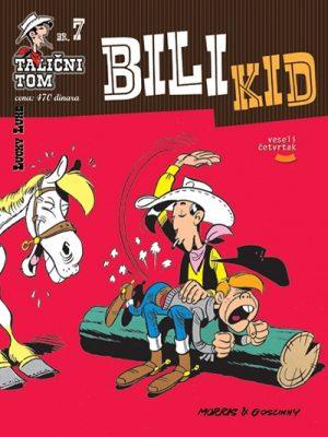 TALIČNI TOM 7: Bili Kid
