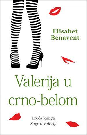VALERIJA U CRNO-BELOM