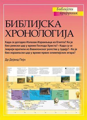 BIBLIJSKA HRONOLOGIJA