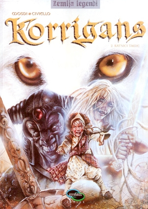 Korigans 1 - Ratnici tame