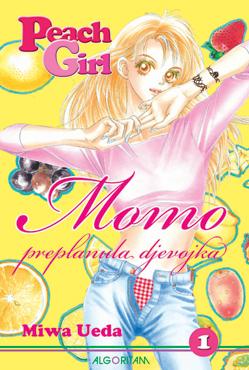 PEACH GIRL 1: MOMO - PREPLANULA DJEVOJKA