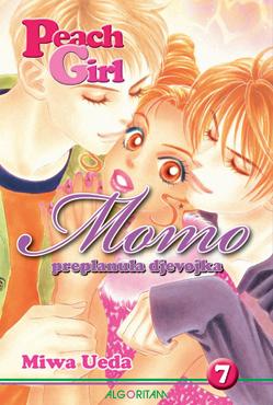 PEACH GIRL 7: MOMO - PREPLANULA DJEVOJKA