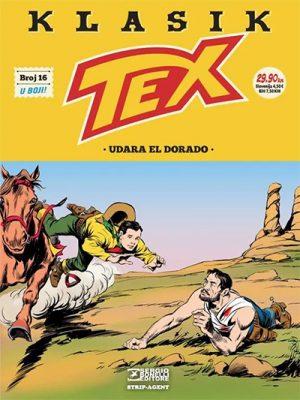 TEX KLASIK 16: UDARA EL DORADO