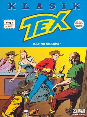 TEX KLASIK 3: KRV NA GRANICI