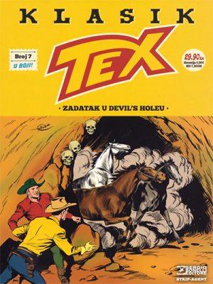 TEX KLASIK 7: ZADATAK U DEVIL'S HOLEU