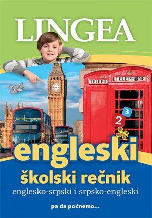 ENGLESKO-SRPSKI I SRPSKO-ENGLESKI ŠKOLSKI REČNIK