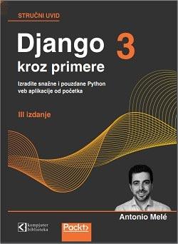 DJANGO 3 KROZ PRIMERE