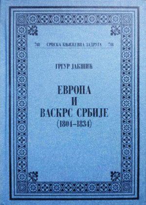 EVROPA I VASKRS SRBIJE (1804-1834)