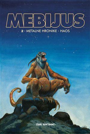 MEBIJUS 2: METALNE HRONIKE / HAOS