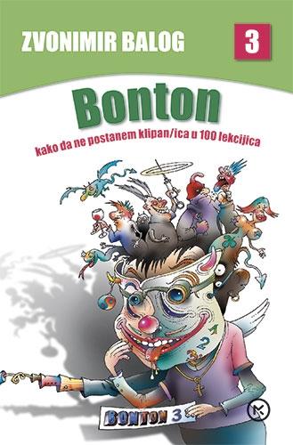 Bonton - knjiga treća