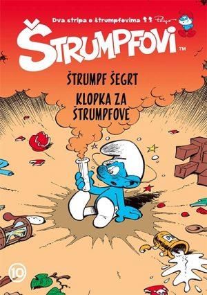 Štrumpfovi 10 - Štrumpf šegrt, Klopka za štrumpfove