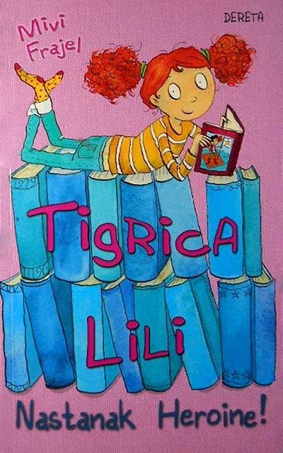 Tigrica Lili: nastanak heroine