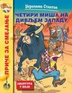 Četiri miša na Divljem Zapadu