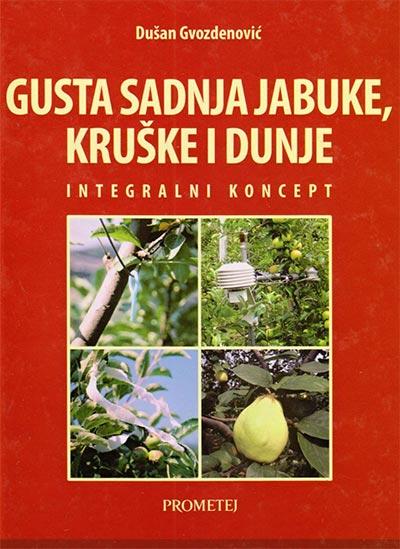 Gusta sadnja jabuke, kruške i dunje: integralni koncept