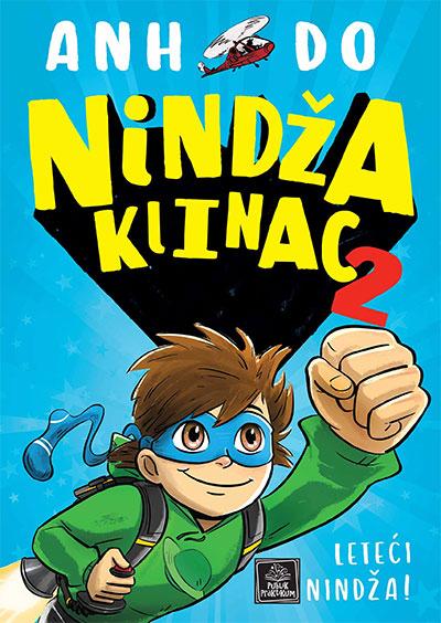 Nindža klinac 2 - Leteći nindža!